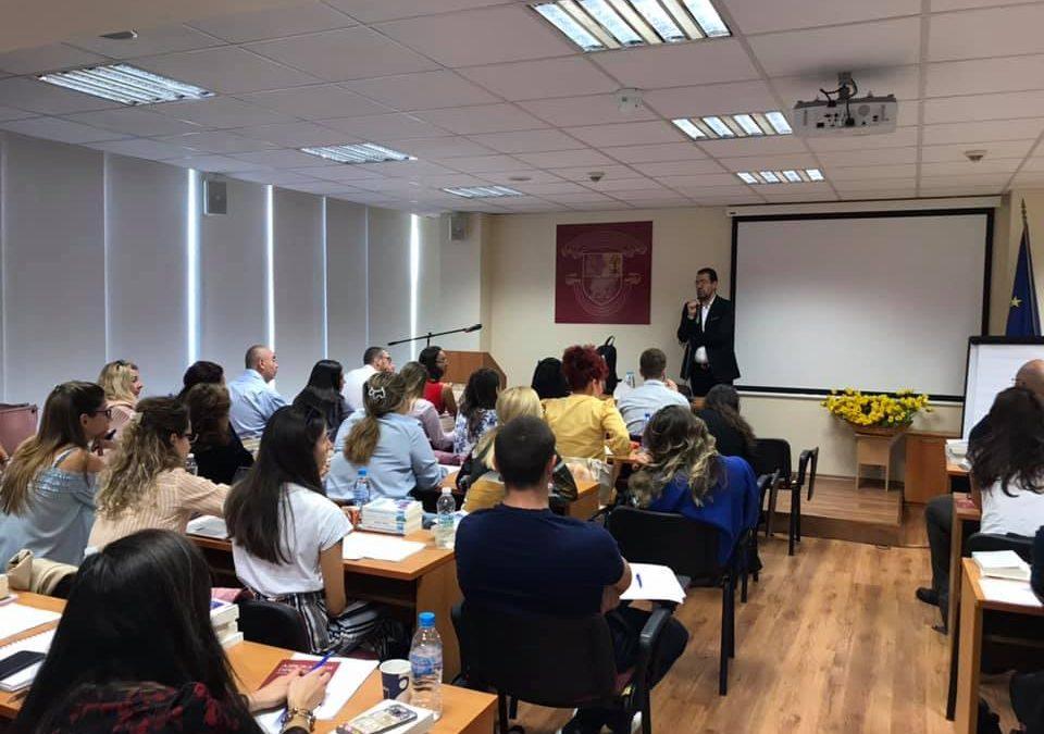Започна Курсът за подготовка за изпита за адвокати и младши адвокати