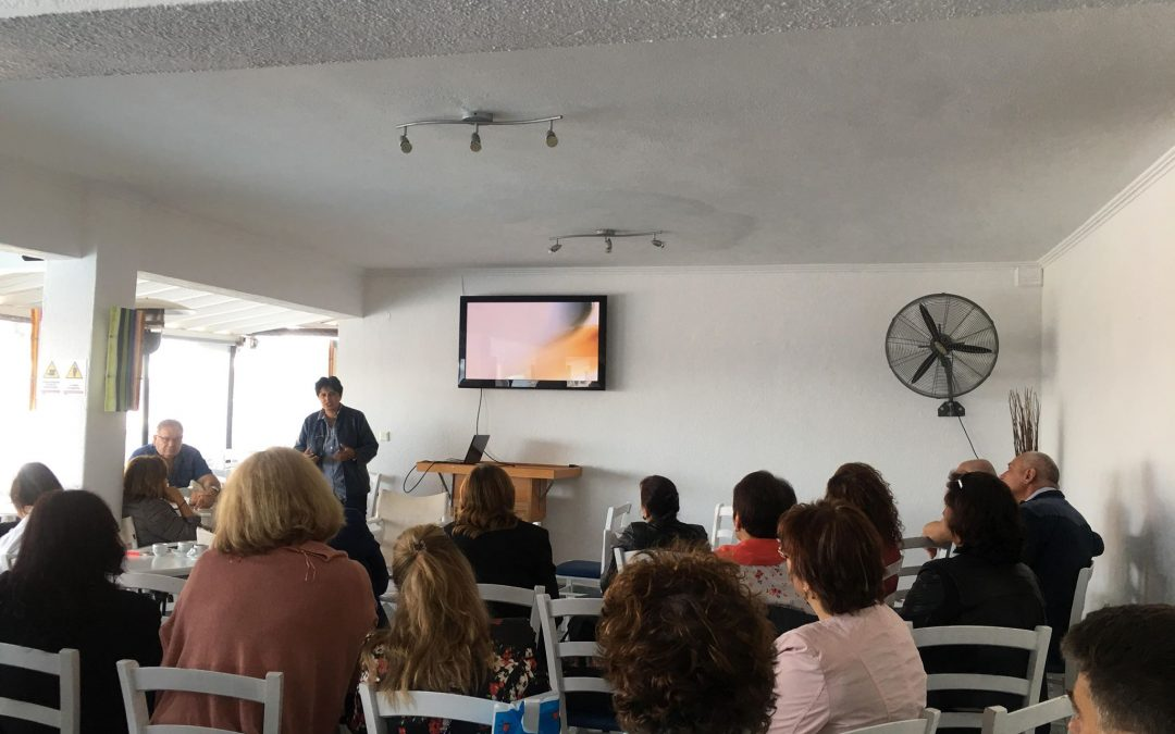 Изнесен семинар по канонично право в Урануполи, Гърция