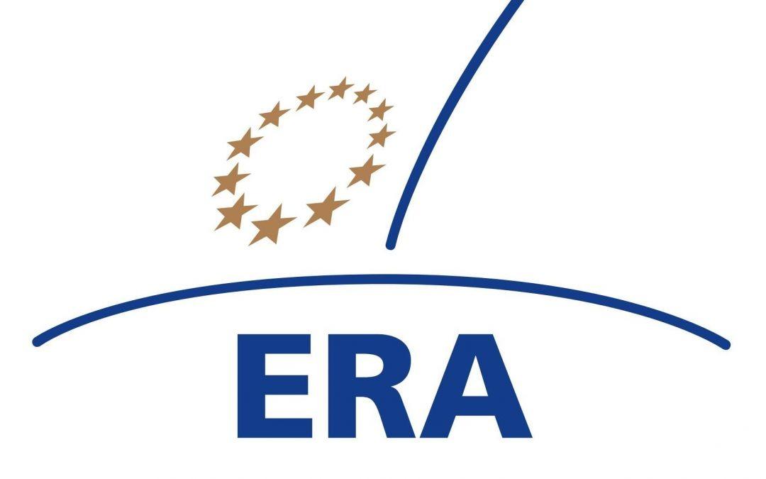 Обучение на ERA – Трир по най-новите въпроси на несъстоятелността